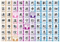 年生の漢字表ポスター ... : 漢字ポスター ダウンロード : 漢字