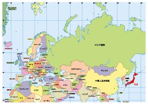 世界地図 | ぷりんときっず : 1年生 算数 プリント 無料 : プリント